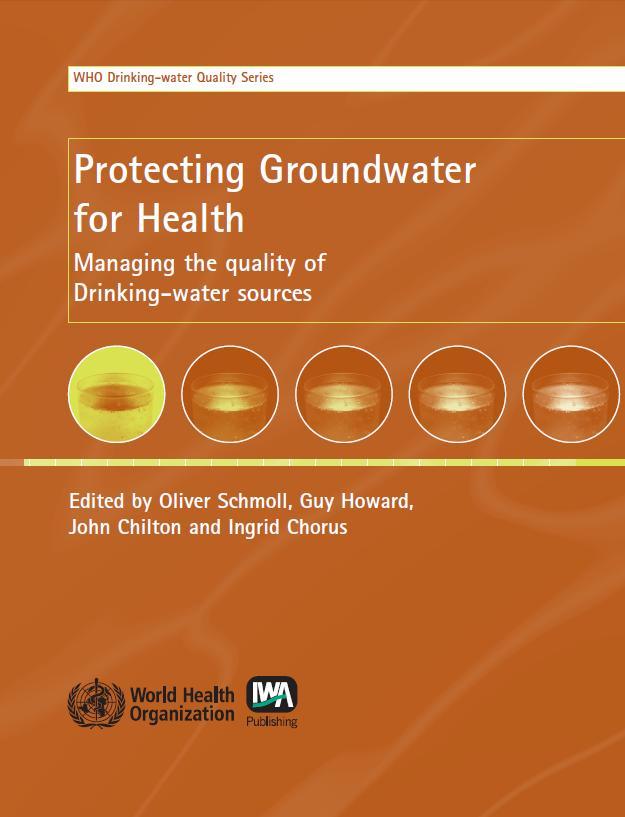 Proteger las aguas subterráneas para la salud