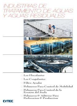 Industrias de Tratamiento de Aguas y Aguas Residuales
