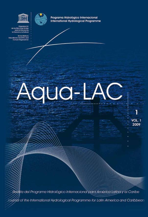 Revista Aqua Programa Hidrológico Internacional UNESCO