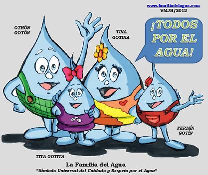 Cuento: Aventuras del ciclo del agua