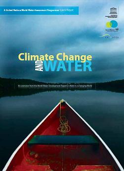 Cambio climático y agua (inglés)