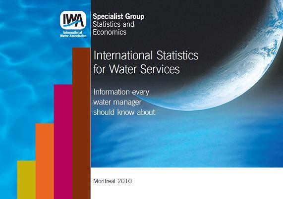 International Statistics of Water Services IWA , 2010