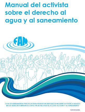 Manual del activista sobre el derecho al agua y al saneamiento