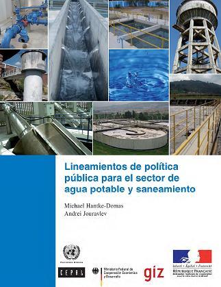 Lineamientos de política pública para el sector de agua potable y saneamiento