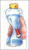 buzo en botella