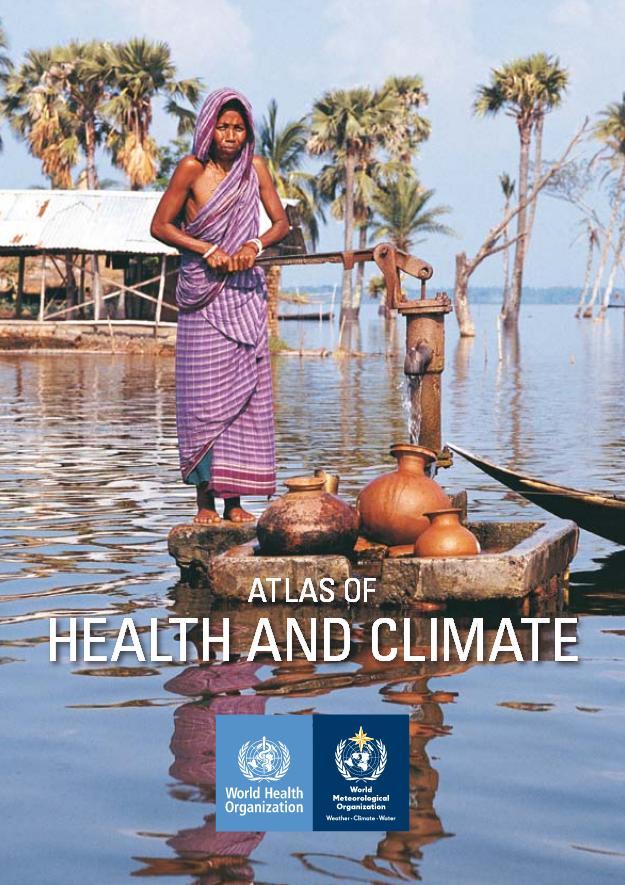 Atlas mundial de la salud y el clima (inglés)