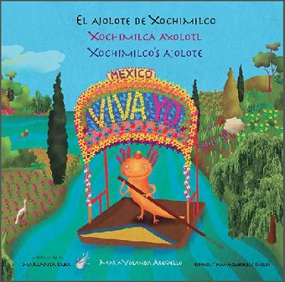 Cuento: El ajolote de Xochimilco