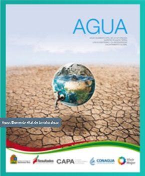 Agua: elemento vital de la naturaleza
