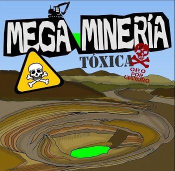 Mega-minería tóxica en Baja California Sur