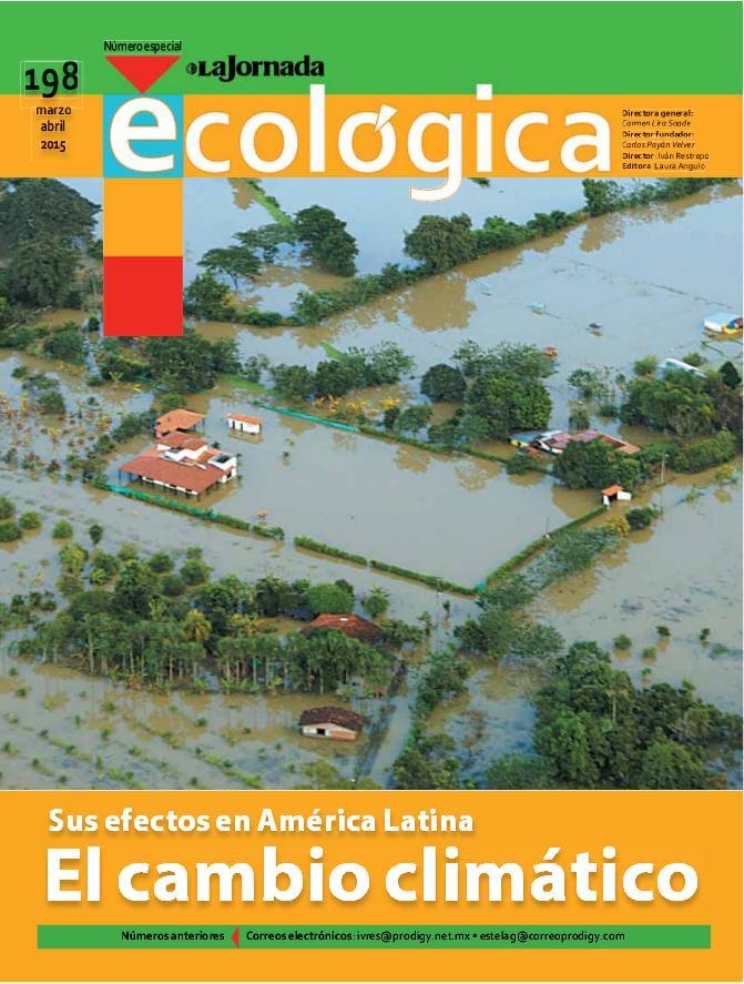 Cambio Climático: Sus efectos en América Latina