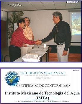 La formación de recursos humanos del sector hídrico, una aportación del Instituto Mexicano de Tecnología del Agua