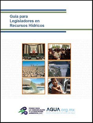 Guía para Legisladores en Recursos Hídricos