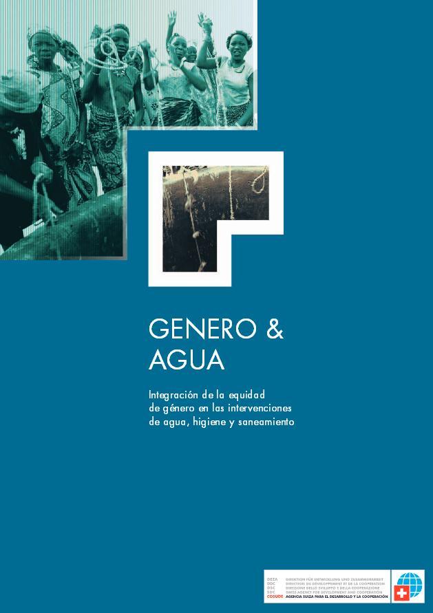 Género y Agua
