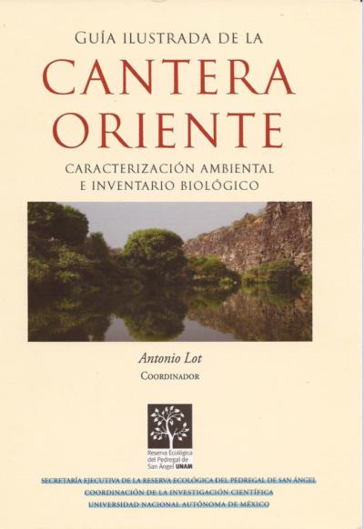 Cantera oriente caracterización ambiental e inventario biológico