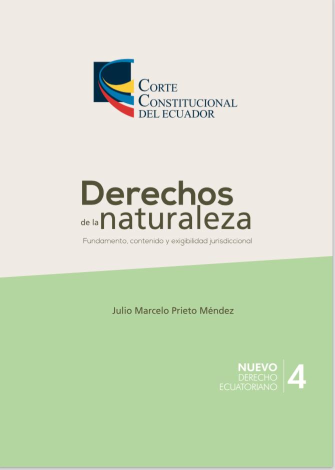 Derechos de la naturaleza. Fundamento, contenidos y exigibilidad jurisdiccional.