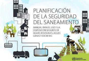 Planificación de la seguridad del saneamiento: manual para el uso y la disposición seguros de aguas residuales, aguas grises y excretas.