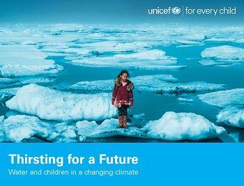 Sed de futuro: el agua y la infancia en un clima cambiante (Reporte completo en idioma inglés)