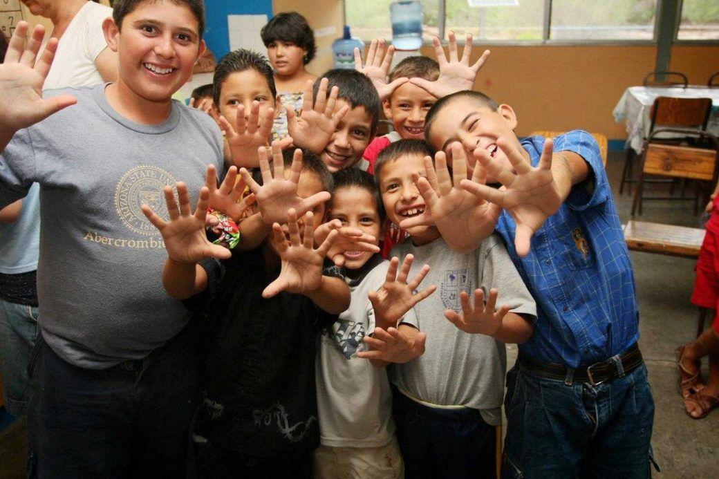 Los niños pueden ser agentes de cambio