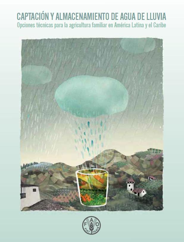 Captación y almacenamiento de agua de lluvia