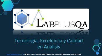 LabPlusQA, un laboratorio de análisis de aguas residuales