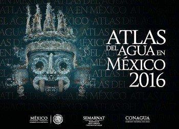 Atlas del Agua en México 2016 (Regiones hidrológicas)