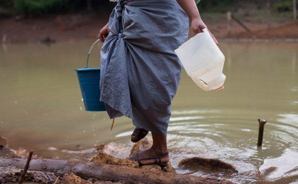 El género en la gestión del agua