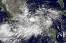 Desastres hidrometeorológicos en México: Protección civil
