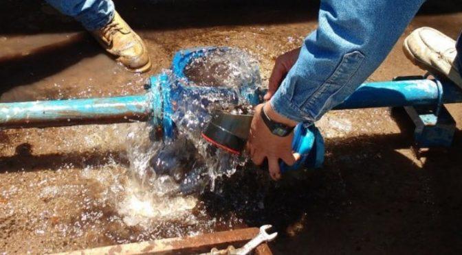 Condición de acuíferos obliga a reducir consumo