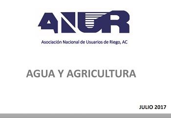 Agua y Agricultura