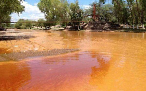 Sonora: Relator de la ONU cuestiona impunidad de Grupo México en caso Río Sonora (Eje Central)