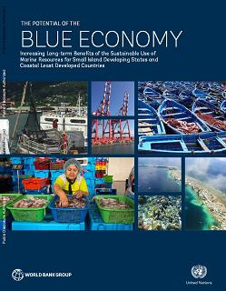 The Potencial of the Blue Economy: Increasing Long-term Benefits of the Sustainable Use of Marine Resources for Small Island Developing States and Coastal Least Developed Countries