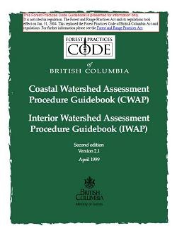 Watershed assessment procedure guidebook