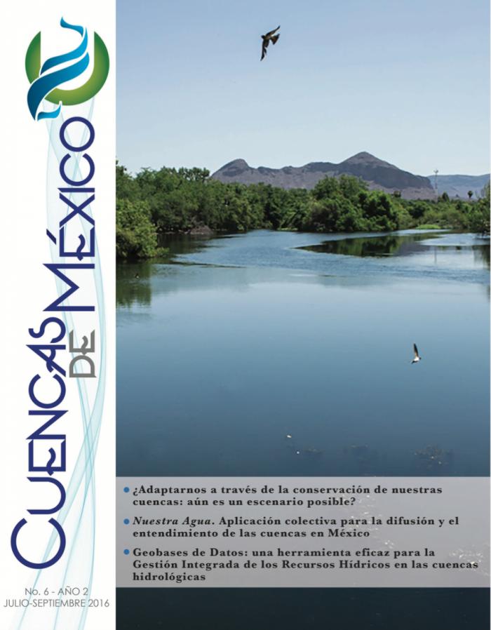 Cuencas de México No 6