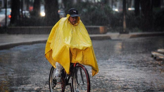 """Aquí y ahora va a llover, así funcionará la """"Alerta de Lluvias"""" de CDMX (HuffPost)"""