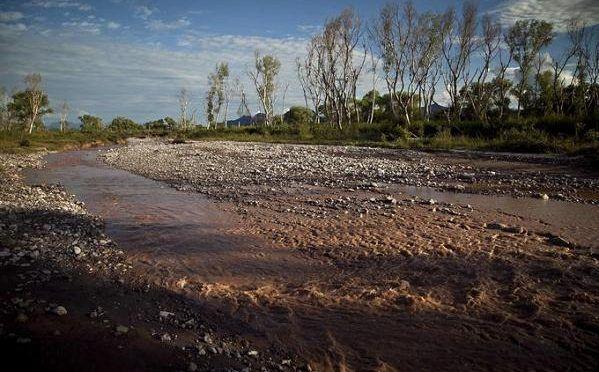 Demandan al gobierno de México los afectados por contaminación en río Sonora