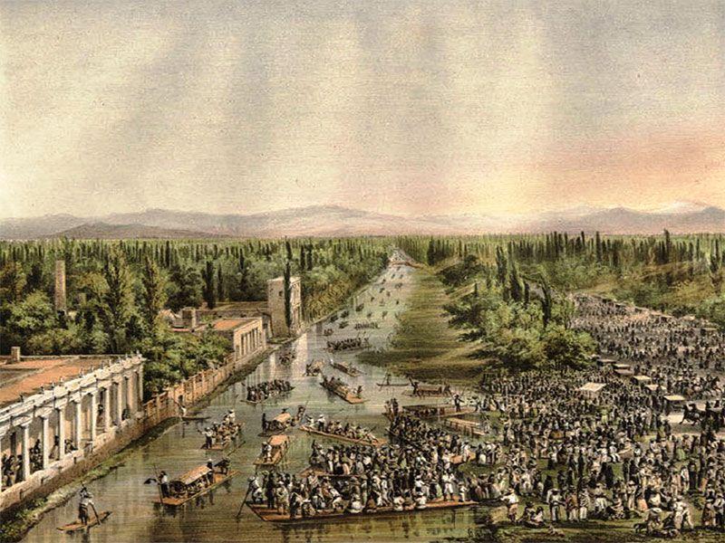Seis hitos históricos de la gestión del agua en México