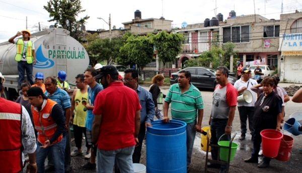 Esta es la razón por la que 20 colonias de Coyoacán e Iztapalapa se quedarán sin agua (Huffpost)