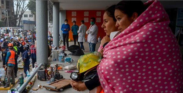 Sismo dañó ductos del Sistema de Aguas en Chalco y Xochimilco; 700 mil personas afectadas