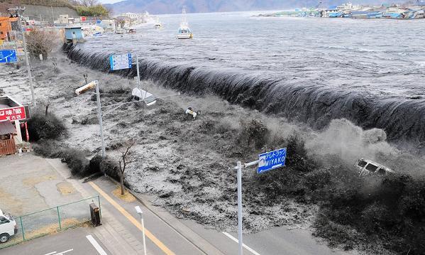 Cómo el cambio climático detona terremotos, tsunamis y volcanes