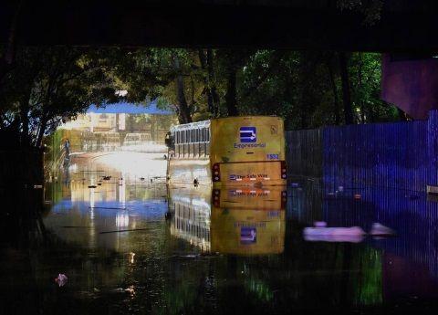 ¿Por qué se inunda la Ciudad de México?