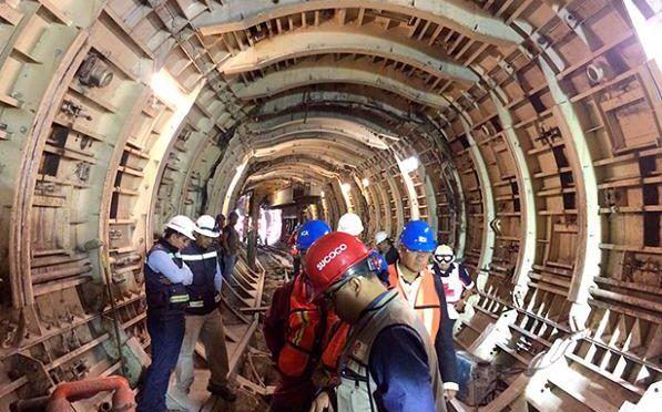 Túnel Emisor Oriente iniciará operaciones el próximo 11 de julio (El Democrata)