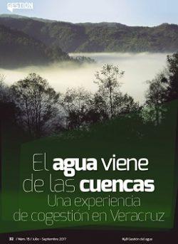 El agua viene de las cuencas Una experiencia de cogestión en Veracruz