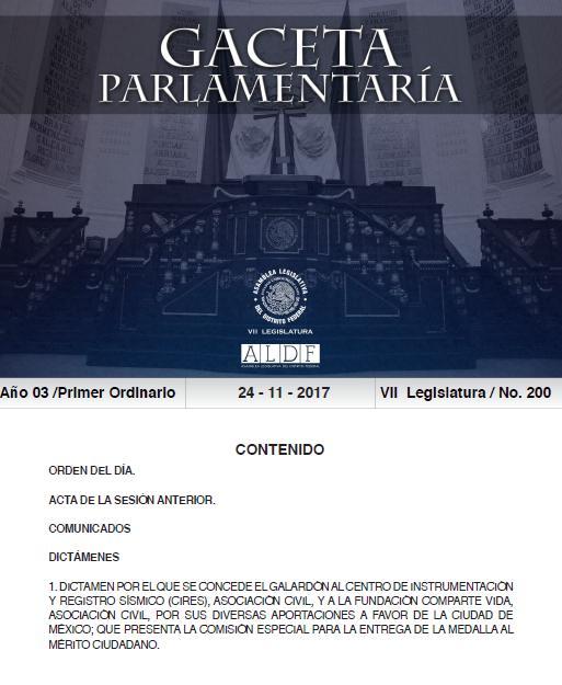Dictamen a la iniciativa con proyecto de decreto por el que se expide la Ley de Sustentabilidad Hídrica de la Ciudad de México