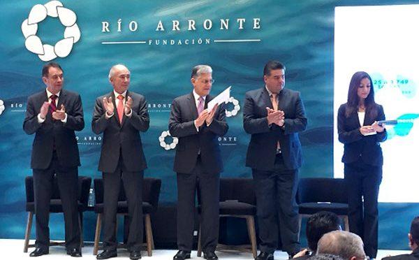 Las mejores prácticas en cobro-pago del agua en México son premiadas por la Fundación Gonzalo Río Arronte