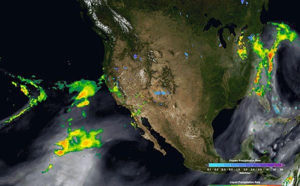 Internacional: NASA estima por primera vez el impacto global de los ríos atmosféricos (El Espectador)