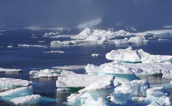 El cambio climático calienta los océanos (Semarnat)