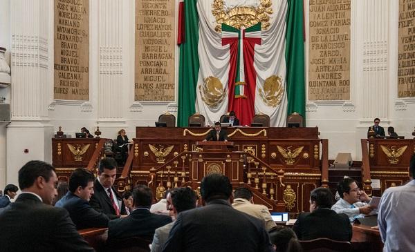 CdMx: Asamblea aprueba Ley de Sustentabilidad Hídrica (El Universal)