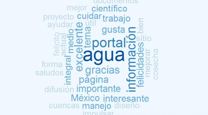 Comunicación ambiental, Agua.org.mx