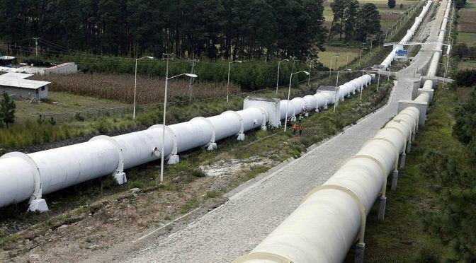 Falla en el Sistema Cutzamala dejará sin agua a 11 municipios del Edomex durante tres días (Sin Embargo)