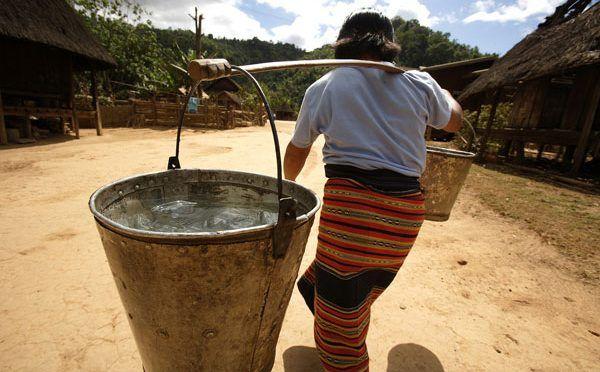 Derecho humano al agua: situación y retos